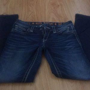 Rock Revival Jeans - Pearl skinny Rock Revival Jeans